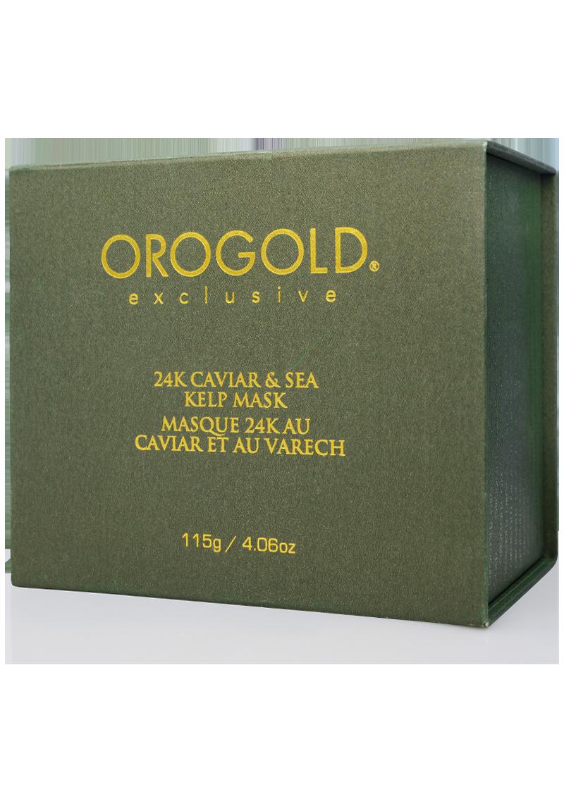 Caviar & Sea Kelp in its case