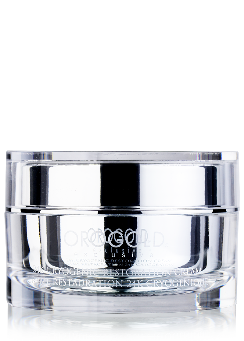 24K Cryogenic Restoration Cream
