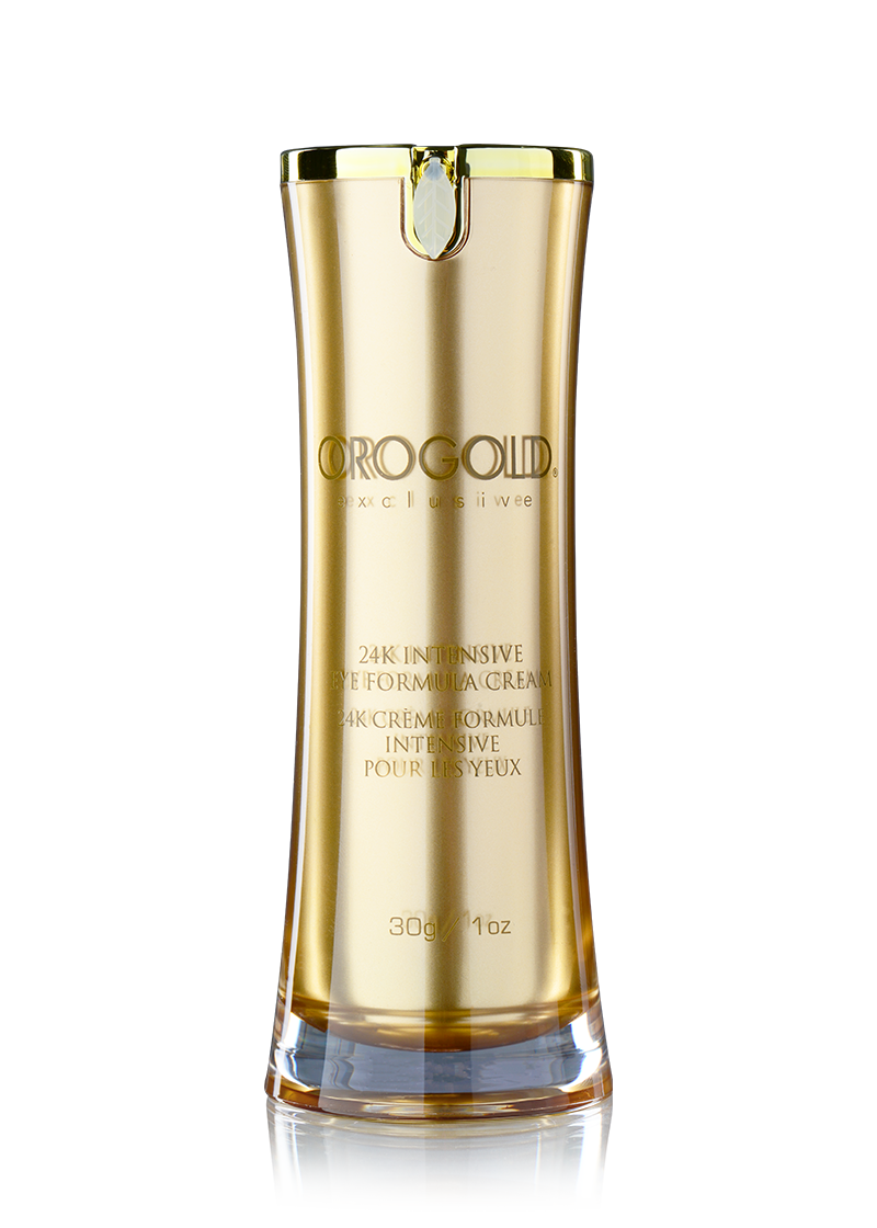 OROGOLD Exclusive 24K Intensive Eye Formula Cream